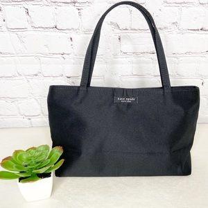 Kate Spade Black Cloth Handbag